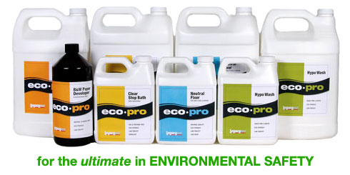 ECO Pro Darkroom Chemicals